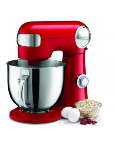 Cuisinart Precision Master Stand Mixer – Red